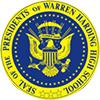 logo WarrenHarding Connecticut High School Football Playoff Bracket: Class L